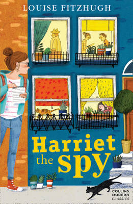 Harriet the Spy (Collins Modern Classics)