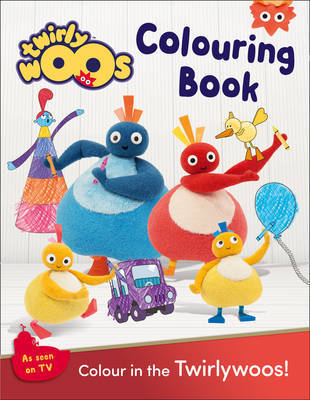 Twirlywoos Colouring Book (Twirlywoos)