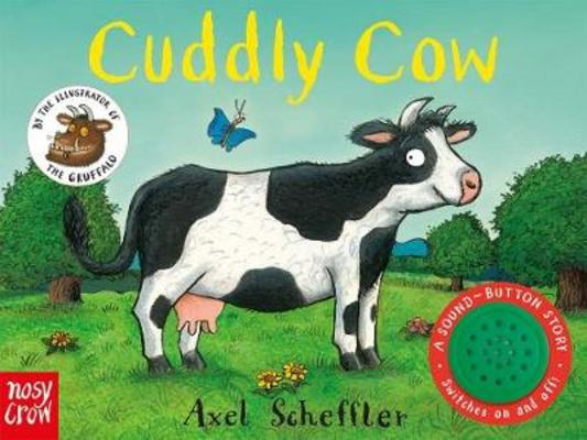Sound-Button Stories: Cuddly Cow