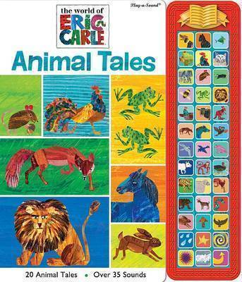 World of Eric Carle - Animal Tales Sound Storybook Treasury